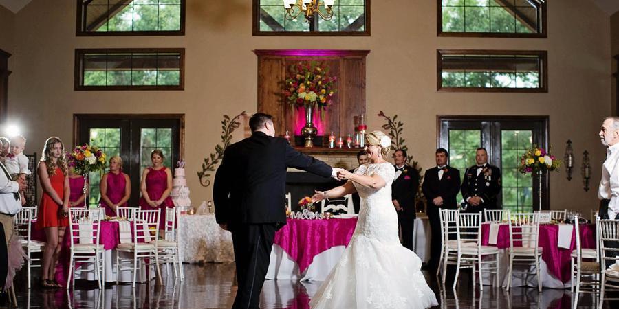 Bella Sera Ranch wedding Dallas