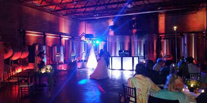 Quantum Leap Winery wedding Orlando