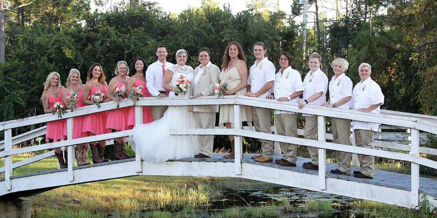 Rodeo Lakes wedding Central Florida Beaches/Coast