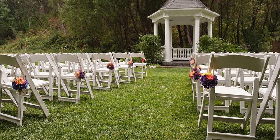 Lithia Springs Resort wedding Southern Oregon