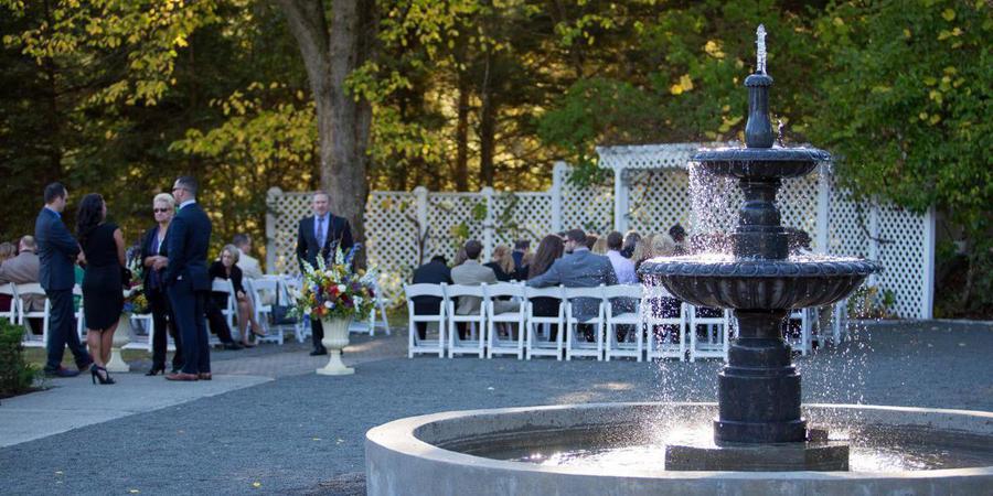Amber Room Colonnade wedding Litchfield
