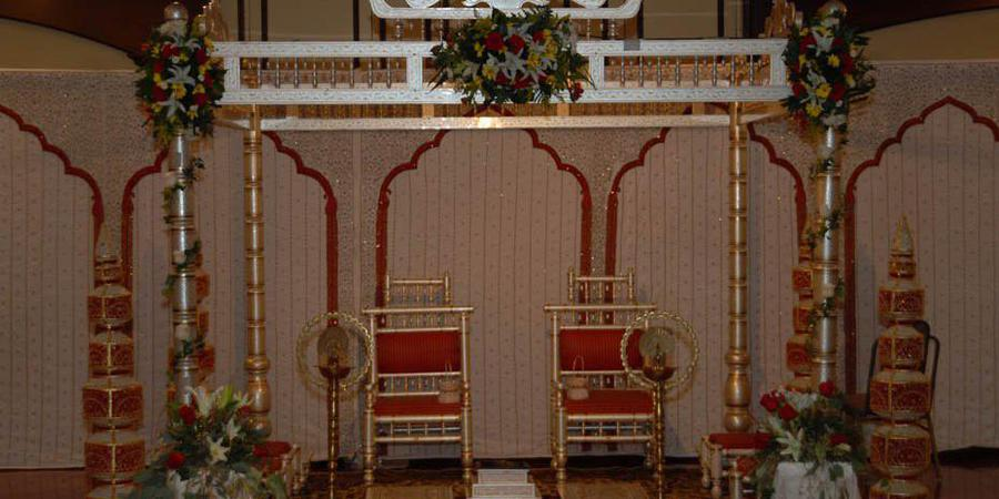 Amber Room Colonnade wedding Litchfield