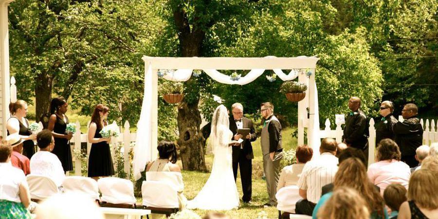 New Beginnings Historic Farm wedding Asheville