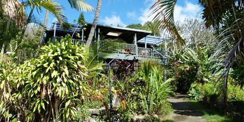 The Rainbow Plantation Bed & Breakfast wedding Hawaii (Big Island)