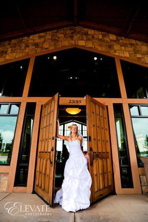 Heritage Eagle Bend Golf Club wedding Denver
