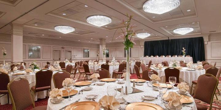 Hilton St. Louis Frontenac wedding St. Louis