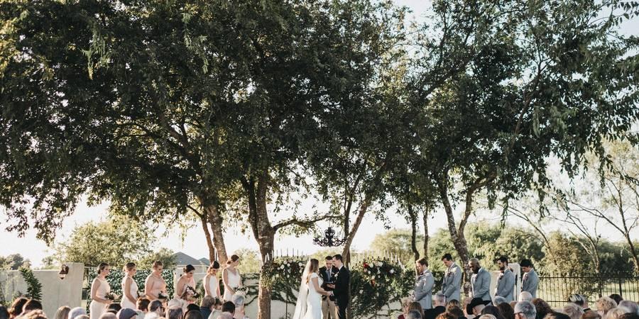 Thistlewood Manor & Gardens wedding Austin