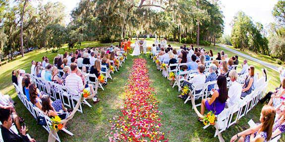 Stephen Foster Folk Culture Center State Park wedding Jacksonville