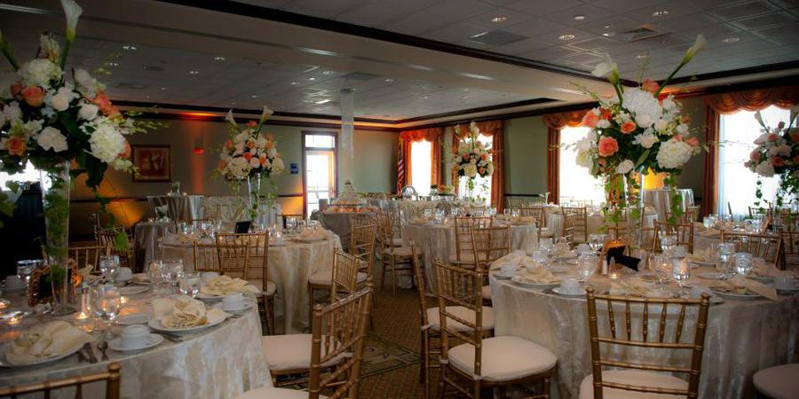 The Club at Treasure Island wedding Tampa