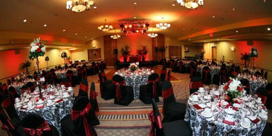 Doubletree Claremont wedding Los Angeles