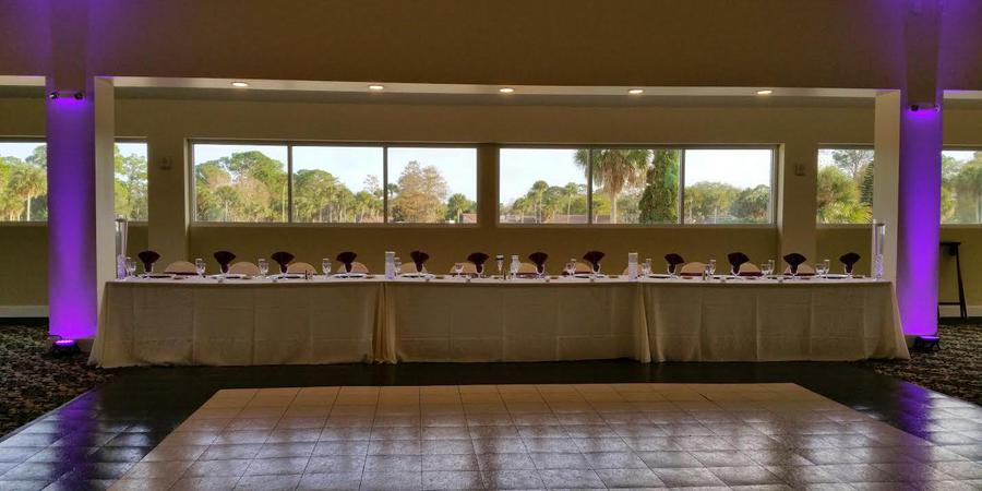 The Club at Pelican Bay wedding Central Florida Beaches/Coast