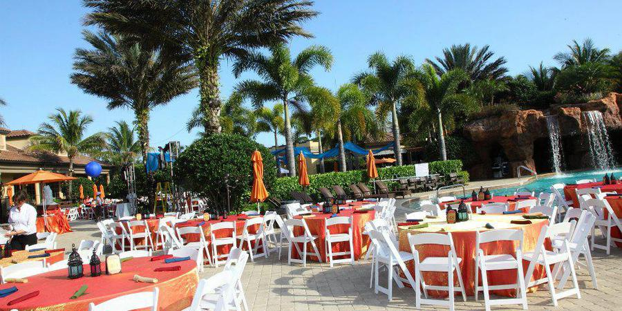 The Players Club and Spa wedding Naples/Fort Myers