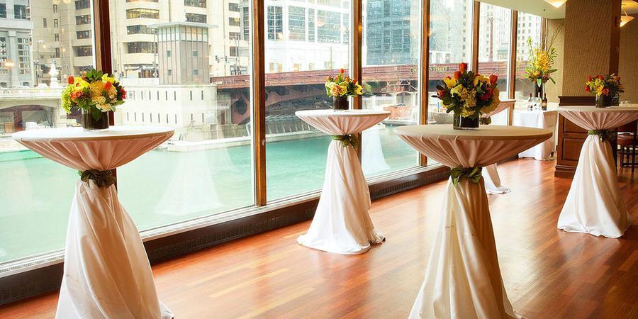 Smith & Wollensky Chicago wedding Chicago