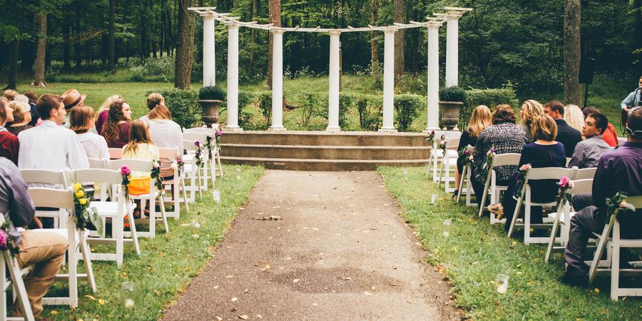 Pyramid Hill Sculpture Park & Museum wedding Cincinnati