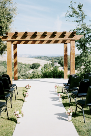 Croad Vineyards wedding Central Coast