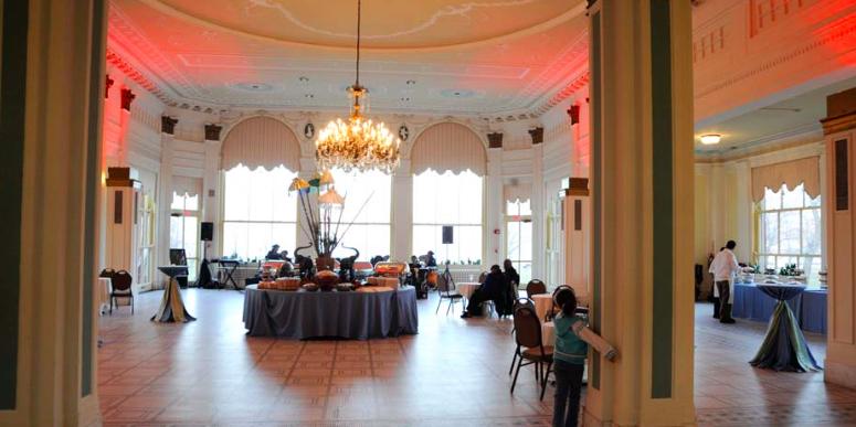 South Shore Cultural Center - Chicago Park District wedding Chicago
