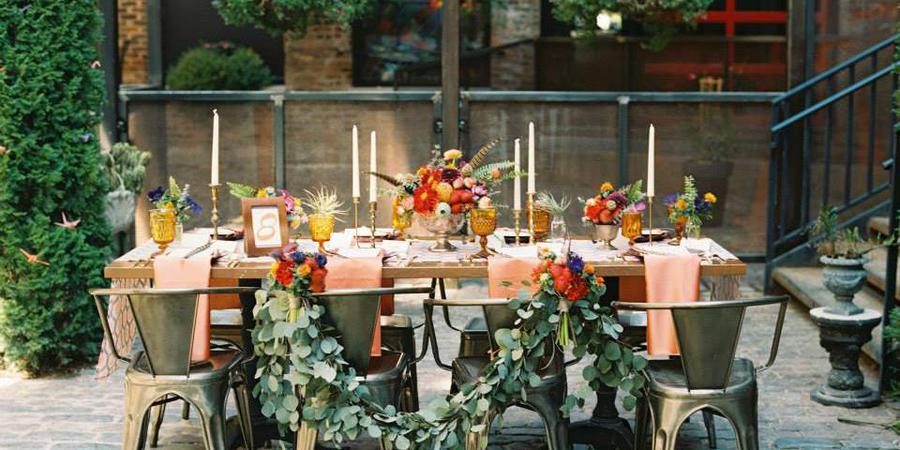 RM Champagne Salon wedding Chicago
