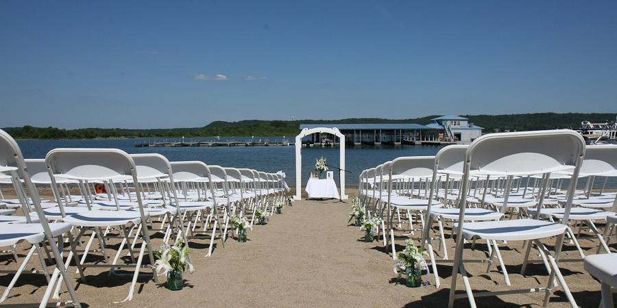Fourwinds Resort & Marina wedding Southern Indiana