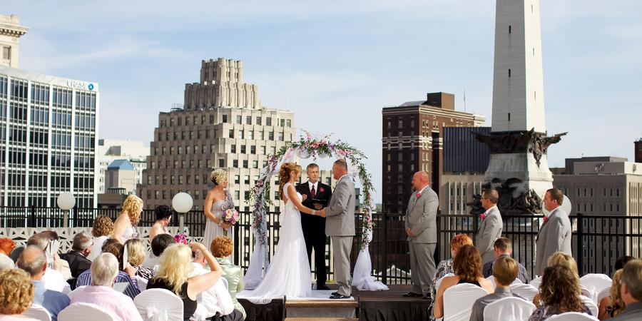 Sheraton Indianapolis City Centre Hotel wedding Indianapolis/Central Indiana