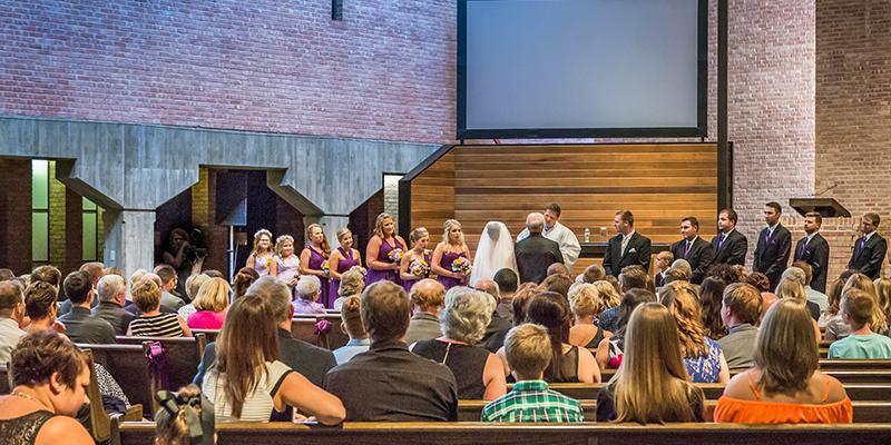 St. Luke's United Methodist Church wedding Indianapolis/Central Indiana