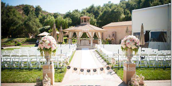 Los Willows wedding San Diego