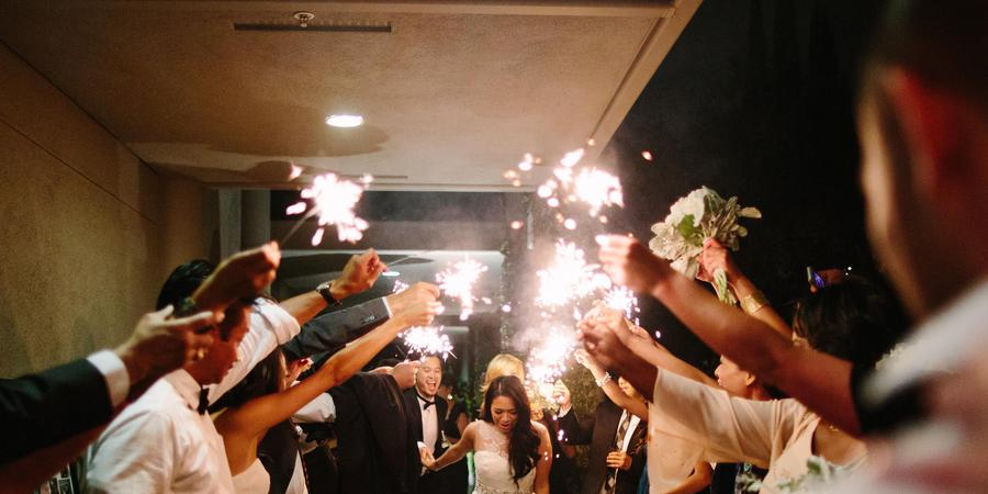 Luxe Sunset Boulevard Hotel wedding Los Angeles