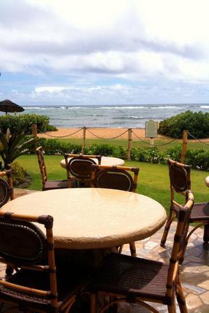 Oasis on the Beach wedding Kauai