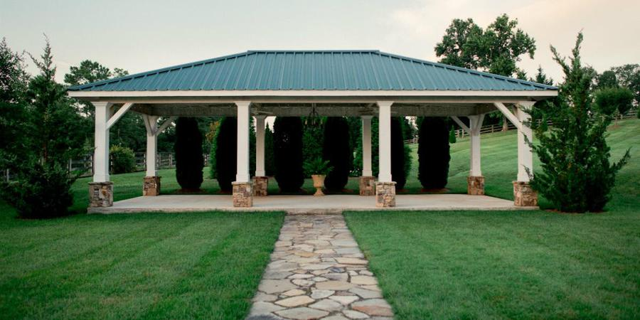 Walnut Hill Farm wedding Atlanta