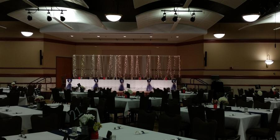 IPFW International Ballroom wedding Northeast Indiana
