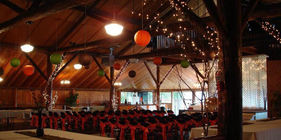 Lake Lawrence Community Club wedding Tacoma