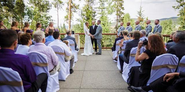 BlueSky Breckenridge wedding Denver