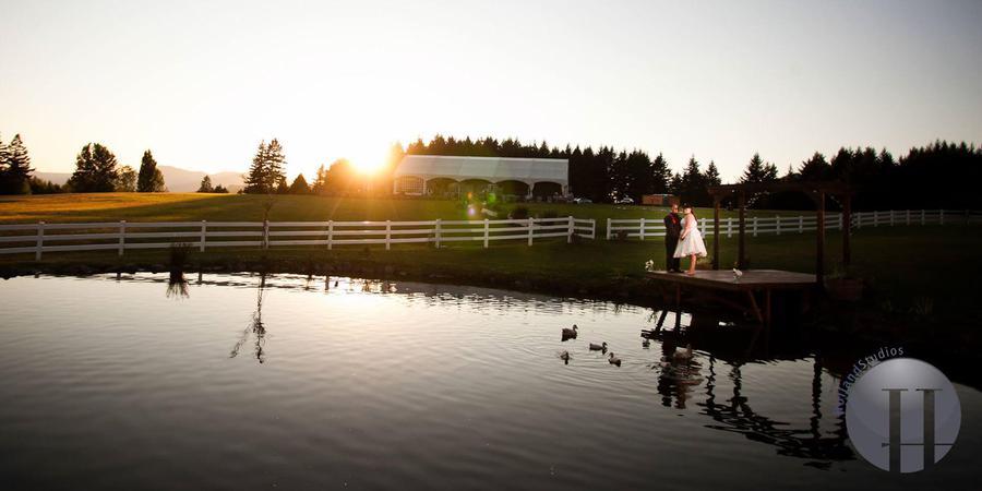 Wind Mountain Ranch wedding Yakima