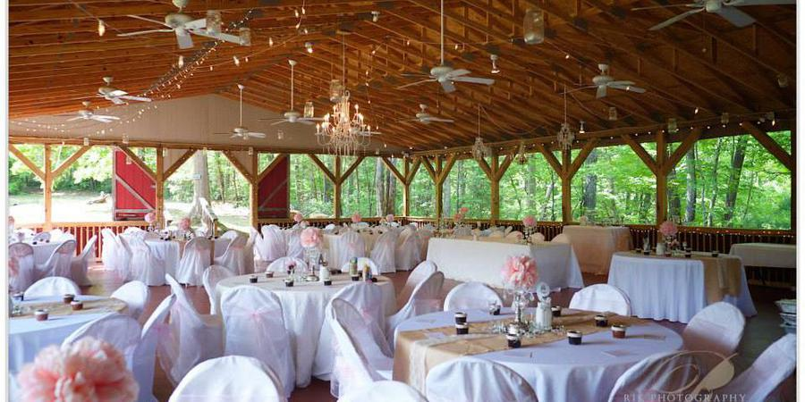 Bluff Mountain Inn wedding Knoxville