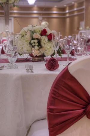 Hilton St. Louis Airport wedding St. Louis