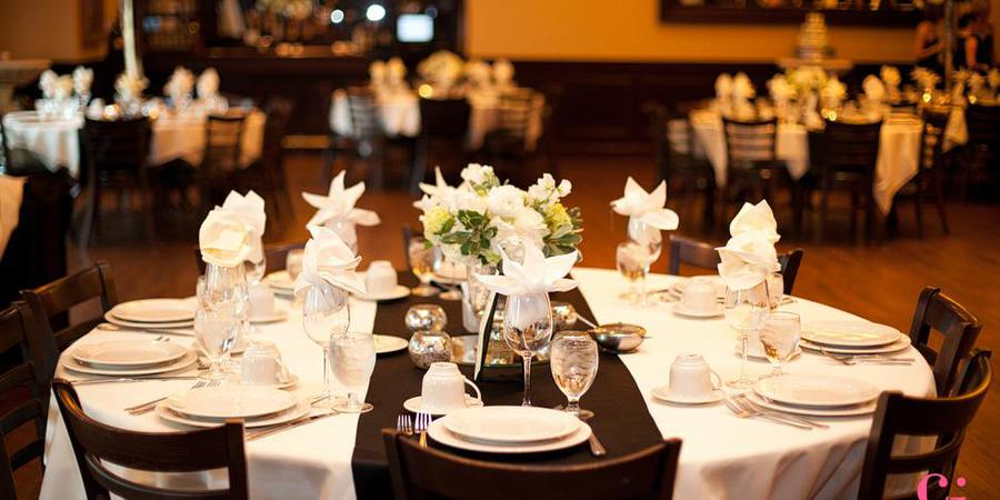 Maggiano's Durham wedding Raleigh/Triangle
