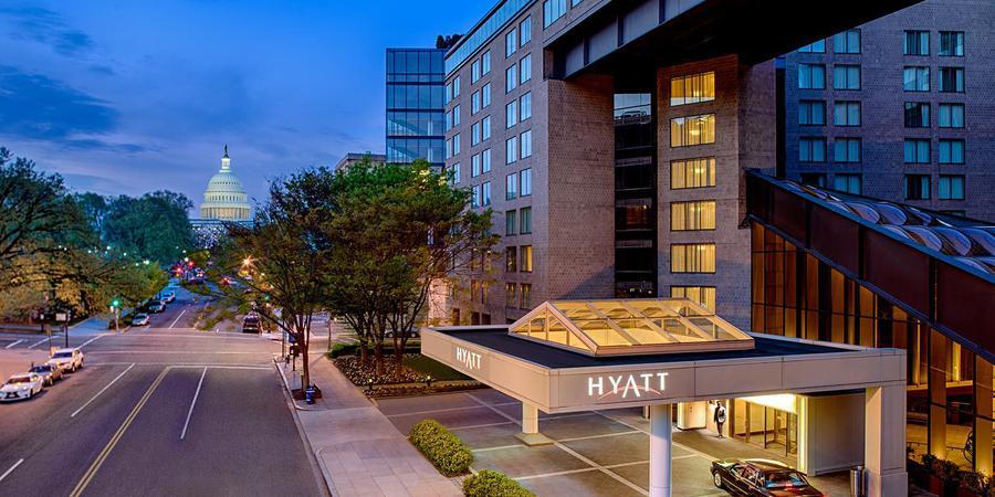 Hyatt Regency Washington on Capitol Hill wedding Washington DC