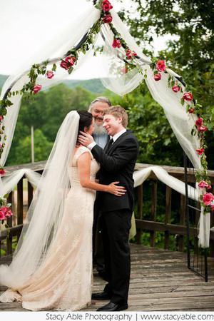 Rawhide Ranch USA wedding Southern Indiana