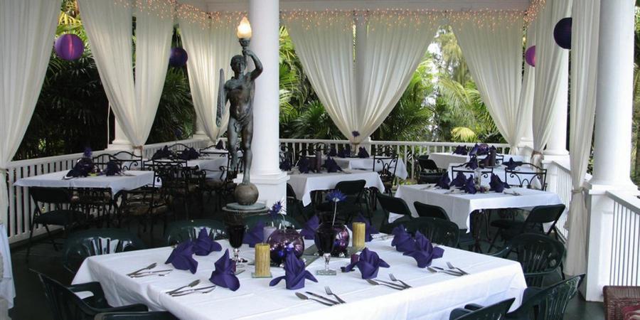Palms Cliffhouse Inn wedding Hawaii (Big Island)