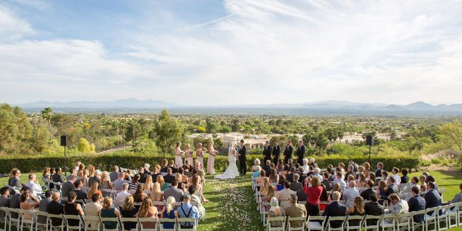 Skyline Country Club wedding Tucson