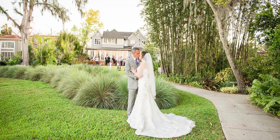 The Capen House at the Polasek wedding Orlando