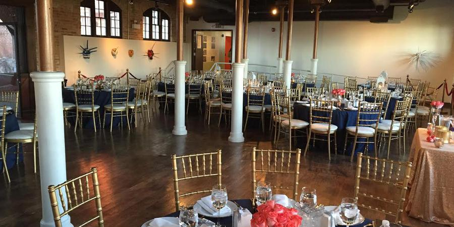 The National Museum of Puerto Rican Arts and Culture wedding Chicago