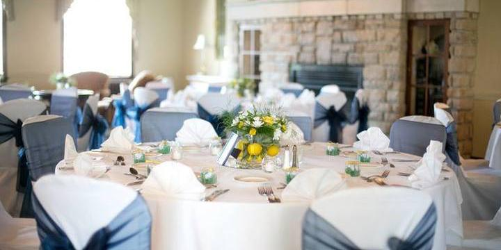 Glen Echo Country Club wedding St. Louis