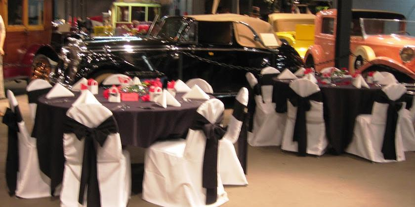Forney Museum of Transportation wedding Denver