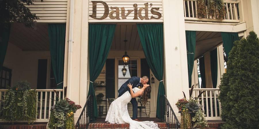 David's Country Inn wedding North Jersey