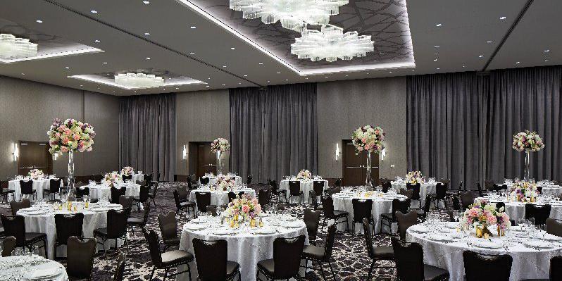Loews Chicago Hotel wedding Chicago