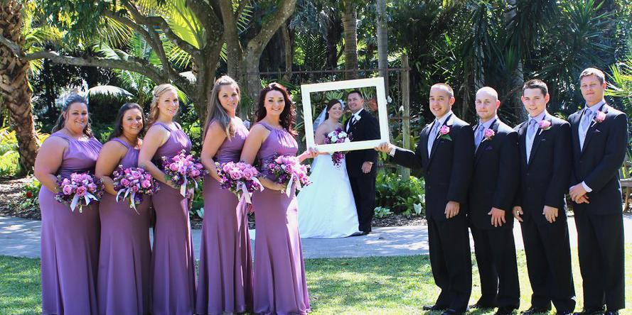 Heathcote Botanical Gardens wedding Central Florida Beaches/Coast