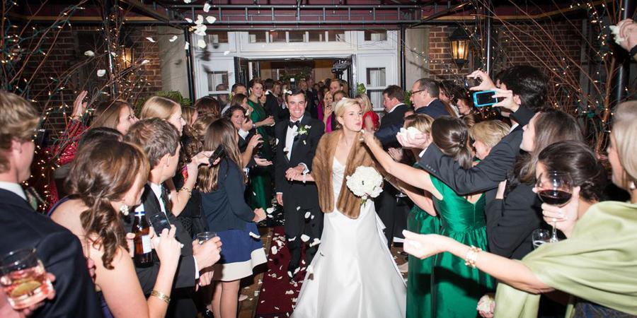 String & Splinter wedding Greensboro/Triad
