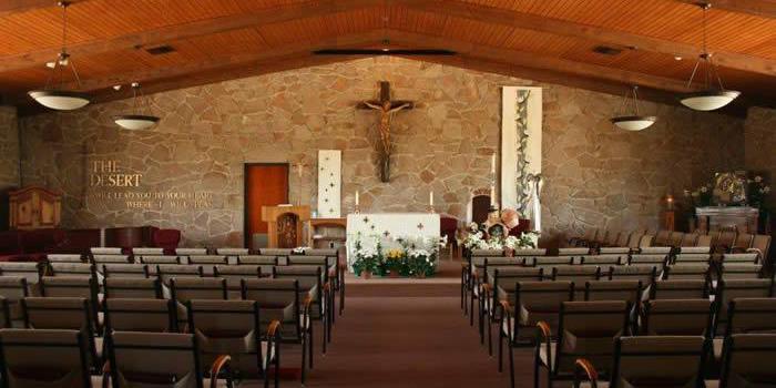 St. Barnabas on the Desert wedding Phoenix/Scottsdale