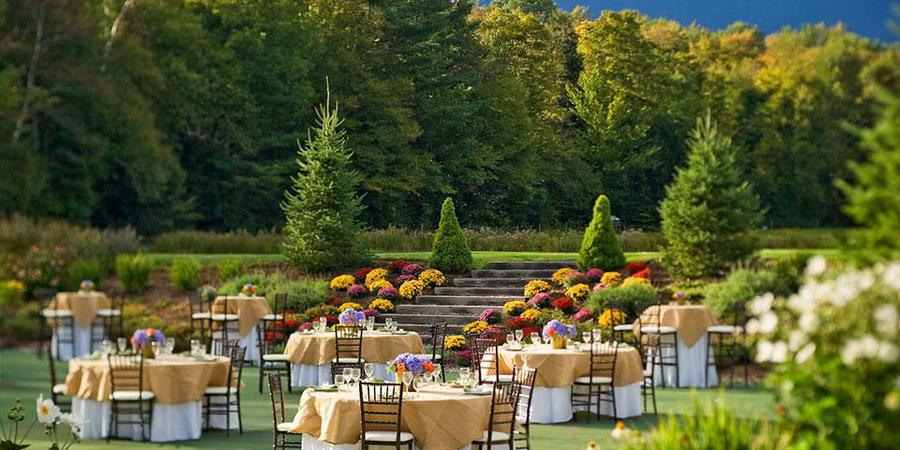 Topnotch Resort wedding Vermont