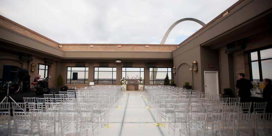 Hyatt Regency St. Louis at The Arch wedding St. Louis